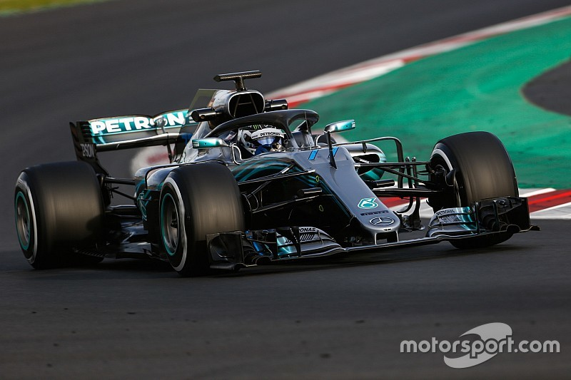 "Bottas says Mercedes' one-lap pace ""unknown"""