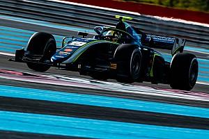 FIA F2 Résumé d'essais Norris domine pour un doublé Carlin