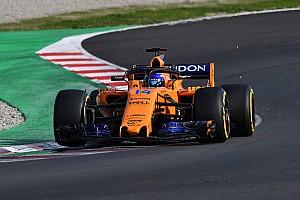 McLaren : Alonso est un pilote