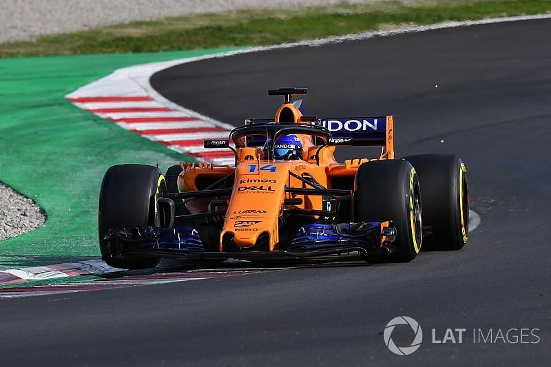 """McLaren : Alonso est un pilote """"différent"""" en 2018"""