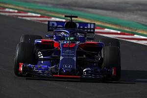 Formel 1 Reaktion Toro Rosso selbst überrascht: