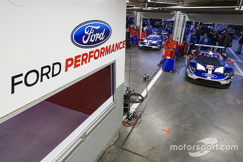 Ford says Formula E an option for the future