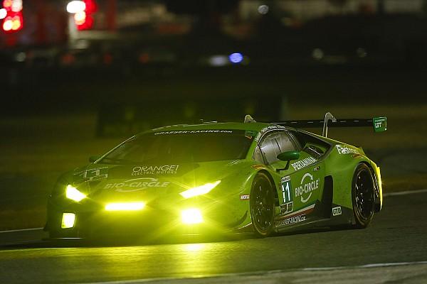 Команда Lamborghini приголомшила перемогою з останнього місця