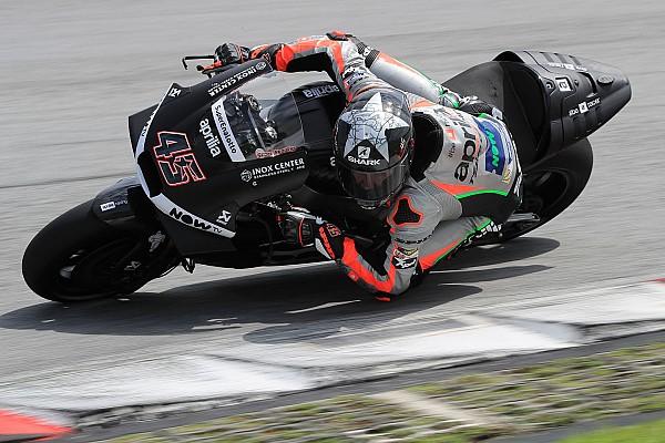 MotoGP Scott Redding will mit der Aprilia in die Top 6