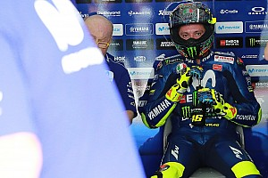 Rossi takjub dengan kecepatan pada hari terakhir