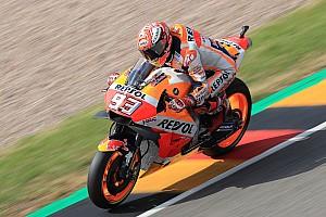 MotoGP Breaking news Marquez: Points more important than Sachsenring streak