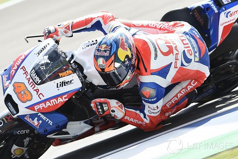 Miller s'attend à ce que Ducati exerce son option sur lui pour 2019