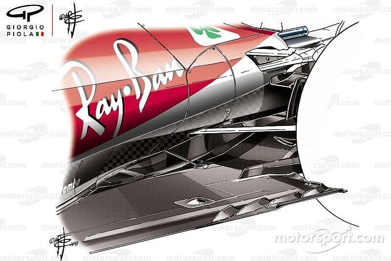 Formel-1-Technik: Wie Ferrari einen FIA-Blackout ausnutzte