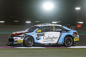 WTCC Gara Chilton sconfigge Bennani nella Opening Race in Qatar