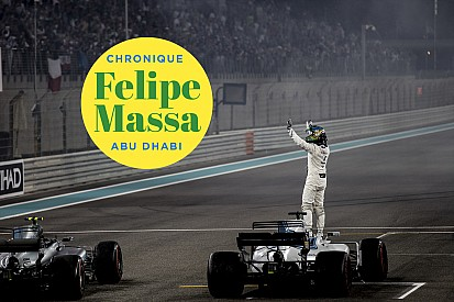 Formule 1 Chronique Massa - Un adieu à la F1 mais pas une fin de carrière
