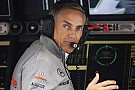 Formula 1 McLaren dismisses ex-boss Whitmarsh's criticism