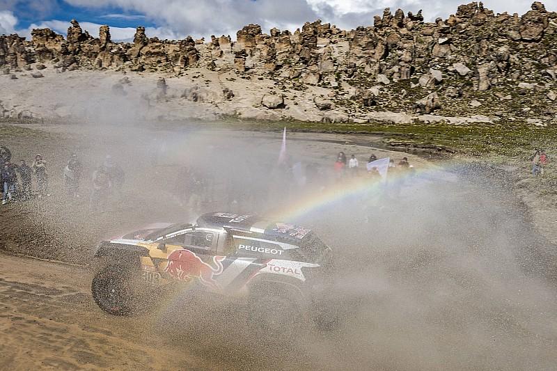 Дакар-2018, етап 6: гостинна Болівія