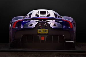 WEC News Glickenhaus bestätigt GTE- und GT3-Version des SCG 004