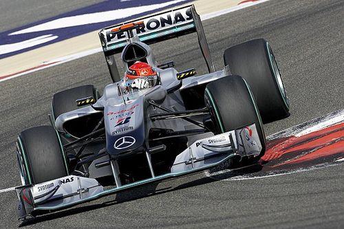 Manager de Schumacher le aconsejó no correr con Mercedes