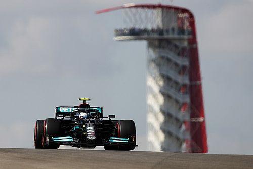 Hasil FP1 F1 GP Amerika Serikat: Bottas Asapi Hamilton-Verstappen