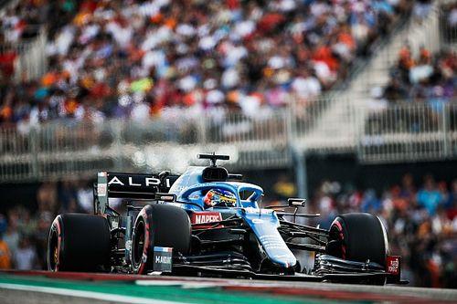 """Alonso: """"Bu hafta sonu yeterince rekabetçi değildik"""""""