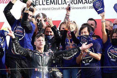 """MotoGP-wereldkampioen Quartararo: """"Ongelooflijk, ik leef mijn droom"""""""