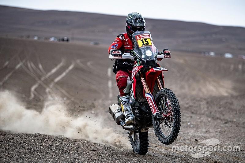 Dakar 2019, Stage 4: Brabec dominates to take lead