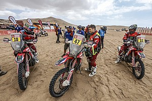 Honda verärgert über Strafauslegung der Dakar-Rennleitung