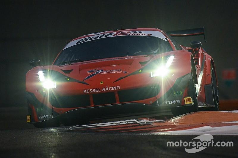 Fotostrecke: Ferrari triumphiert bei den 12 Stunden des Golfs mit Kessel Racing