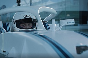 Vídeo: Williams junta a su piloto de simulador con los de la F1 eSports