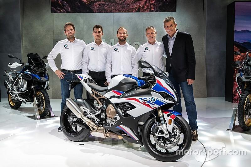 BMW WSBK 2019: Markus Reiterberger hat