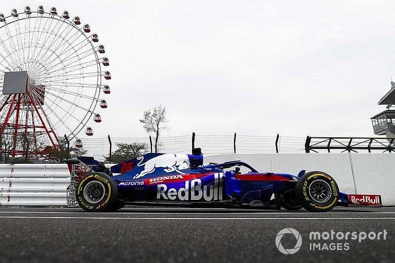 Toro Rosso, Honda'nın güncellemesiyle Q3'e kalmayı hedefliyor