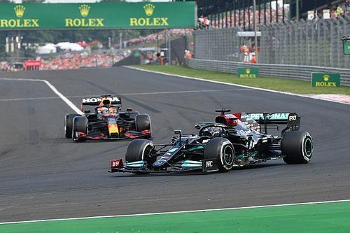 Max Verstappen Klaim Lebih Cepat dibandingkan Lewis Hamilton