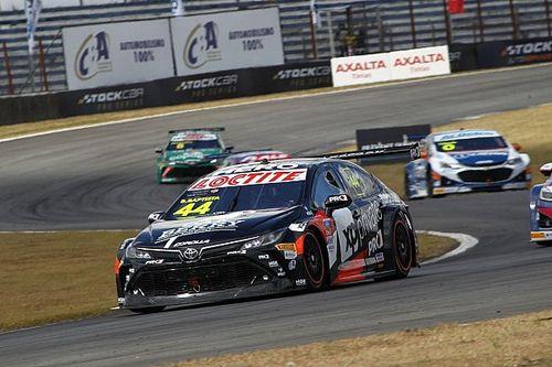 Stock Car: Bruno Baptista termina no pódio da segunda corrida da sexta etapa