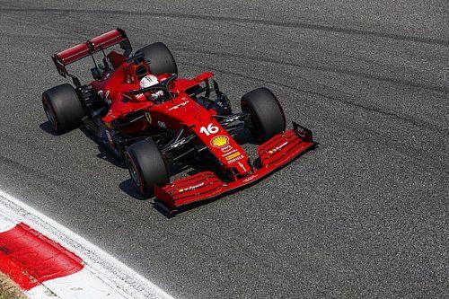 Ferrari Perbarui Sistem Hibrid di F1 GP Rusia
