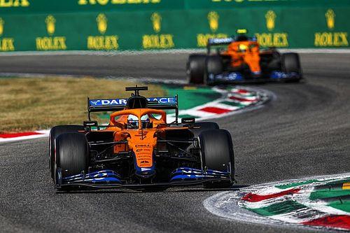 Win tickets to McLaren's HQ