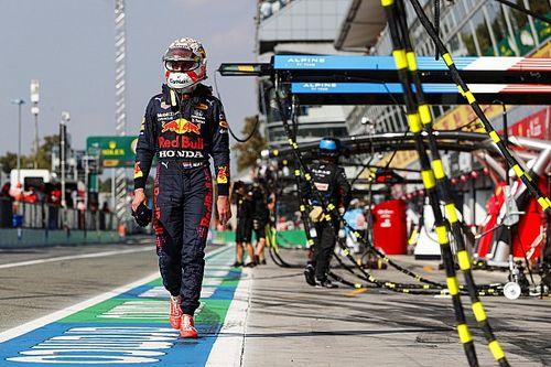 Resmi: Verstappen, 3 sıra grid cezası aldı!