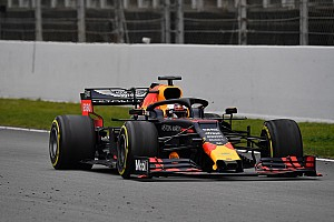 Verstappen delighted with Red Bull-Honda's