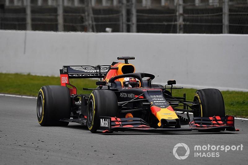 Verstappen delighted with Red Bull-Honda's