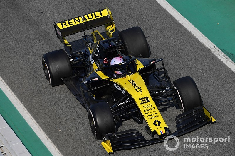 Ricciardo: Mercedes ve Ferrari'den sonrası çok yakın