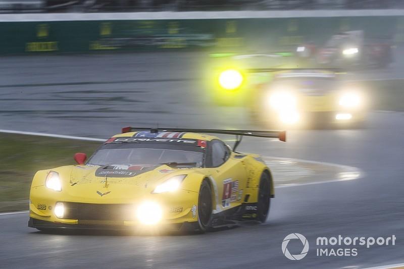 "Gavin: Corvette was victim of Daytona rain ""lottery"""