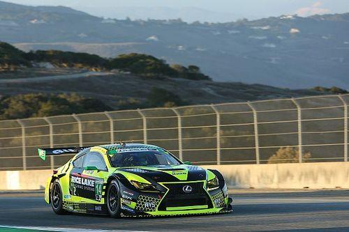 Vasser Sullivan to continue with Lexus in IMSA GTD