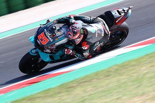 MotoGP, Barcellona, Libere 1: Quartararo davanti a Dovizioso