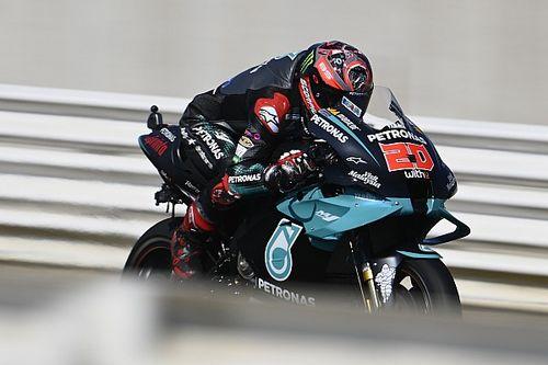 MotoGP, Misano 2, Libere 1: Quartararo brilla, Rossi 17°