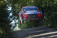 Estonia WRC: Hyundai in control as local hero Tanak leads Breen