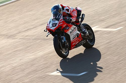 Melandri steps down from Barni Ducati WSBK ride