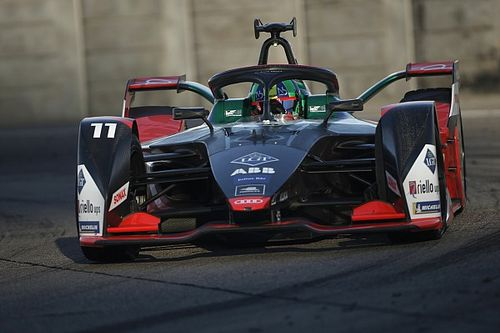 Berlin E-Prix: Di Grassi leads Lotterer in practice by 0.009s