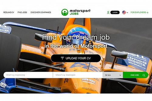 Сеть Motorsport Network назначила нового главу Motorsport Jobs