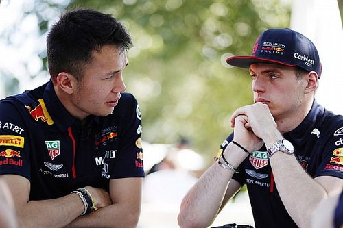 Verstappen se moque de savoir qui sera son coéquipier en 2021
