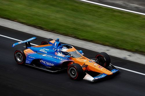 Indy 500 : Alonso premier accidenté, Dixon aux commandes