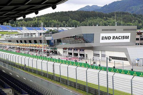 Los pilotos de F1 con libertad de expresar su apoyo contra el racismo