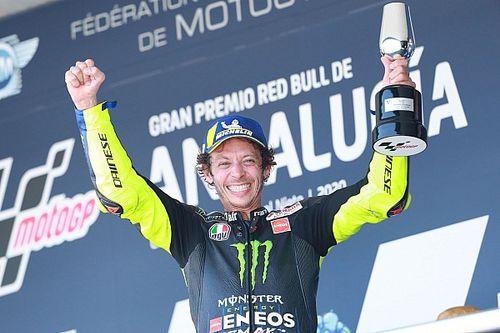 "Rossi: ""In my heart, I didn't trust doubts"" over MotoGP future"