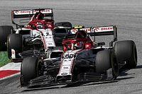 Giovinazzi punktował dla Alfy Romeo