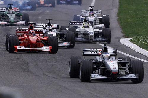 """Cuando la F1 era a fondo """"de principio a fin"""""""