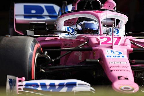 """Hülkenberg """"en discussion"""" pour un retour à plein temps en F1"""